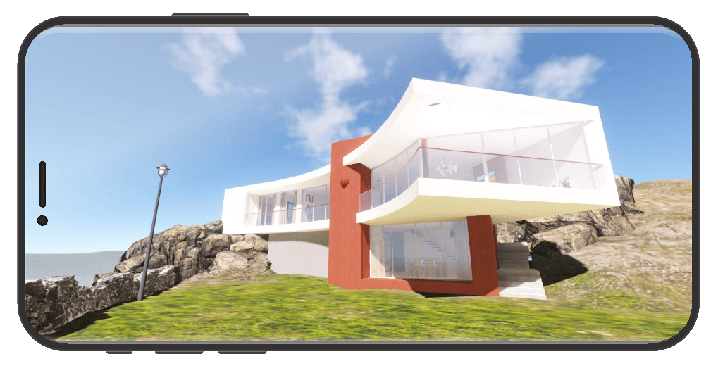 Cliff House demo app